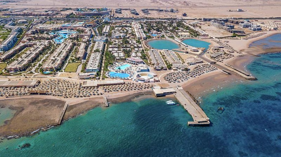 Hotel Aladdin Beach Resort (fotografie 4)
