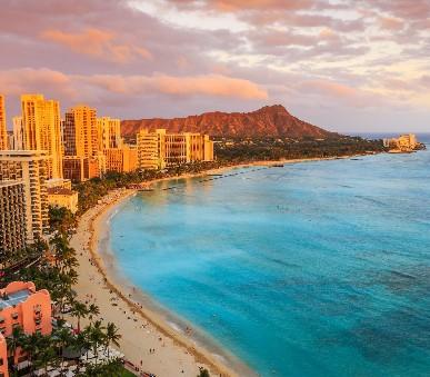 Velký okruh Havajskými ostrovy