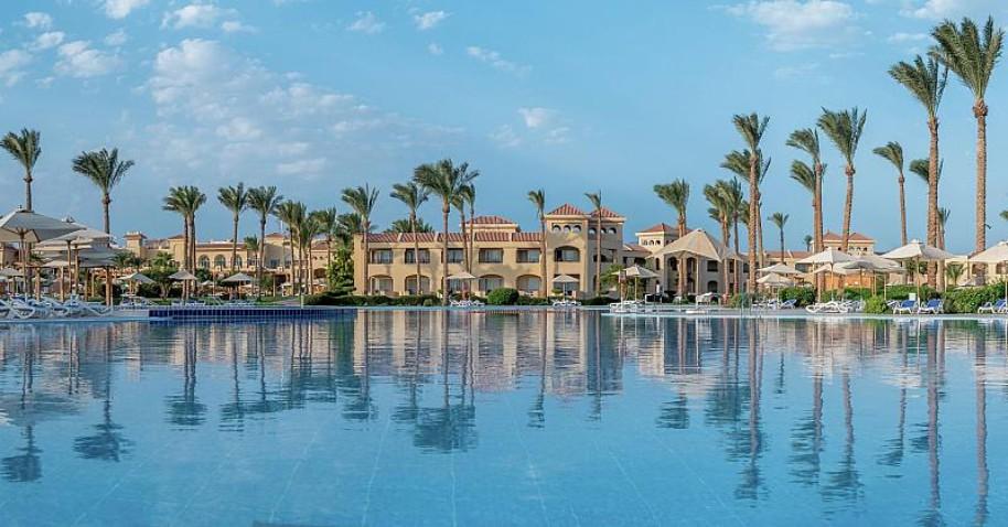 Hotel Cleopatra Luxury Resort Makadi Bay (fotografie 1)