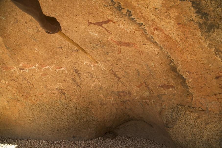 Namibie - Svůdná a nepoznaná | Program od 2020 (fotografie 23)