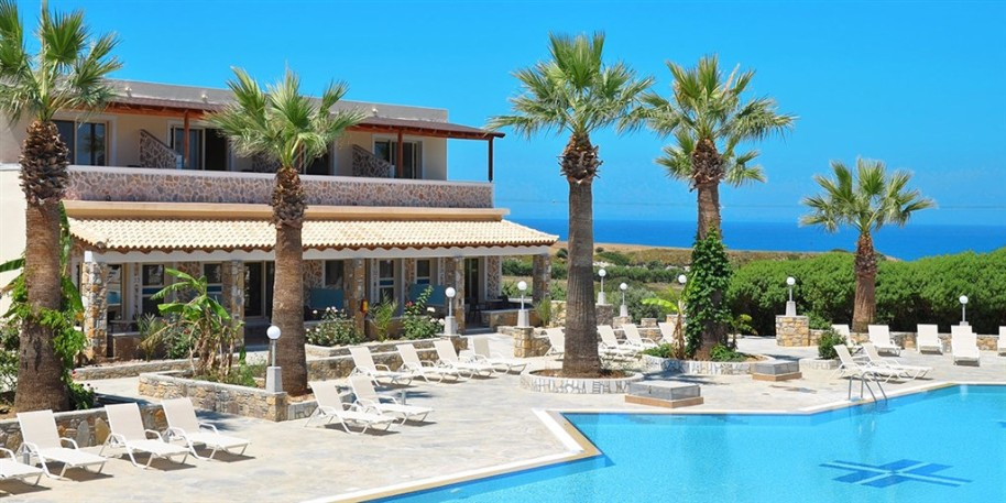 Hotel Kouros Palace (fotografie 1)