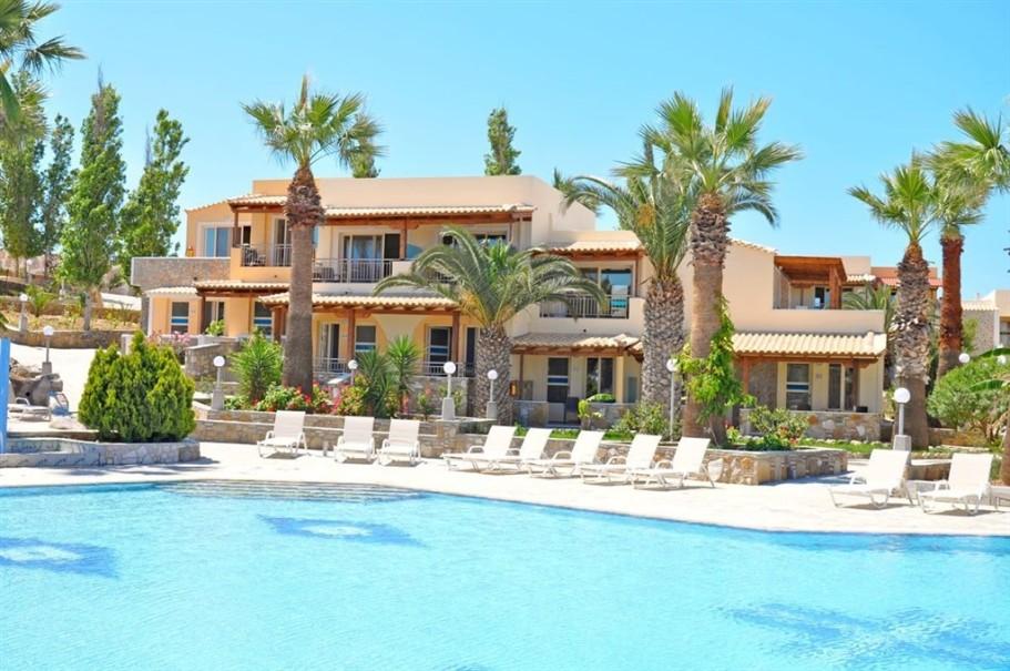Hotel Kouros Palace (fotografie 3)