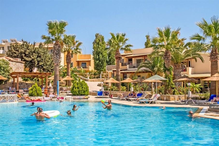 Hotel Kouros Palace (fotografie 5)