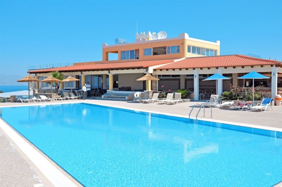 Hotel Kouros Palace (fotografie 10)