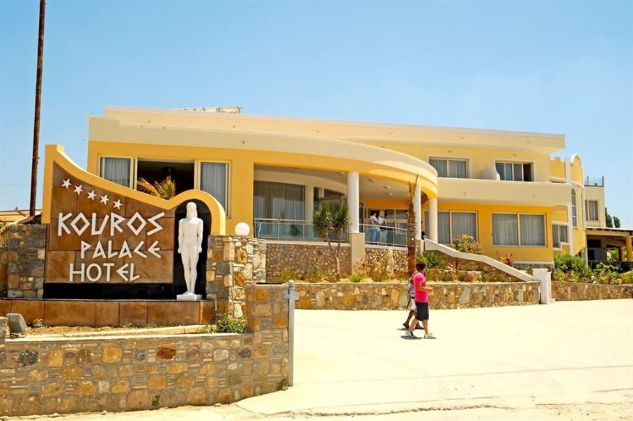 Hotel Kouros Palace (fotografie 12)