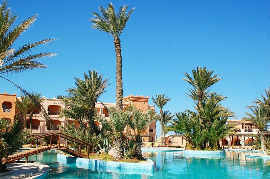 Hotel Vincci Safira Palms (fotografie 1)