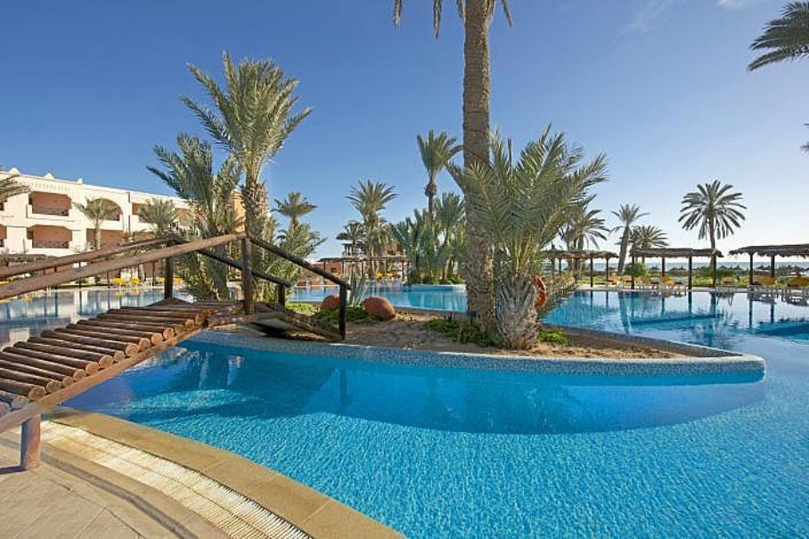 Hotel Vincci Safira Palms (fotografie 3)