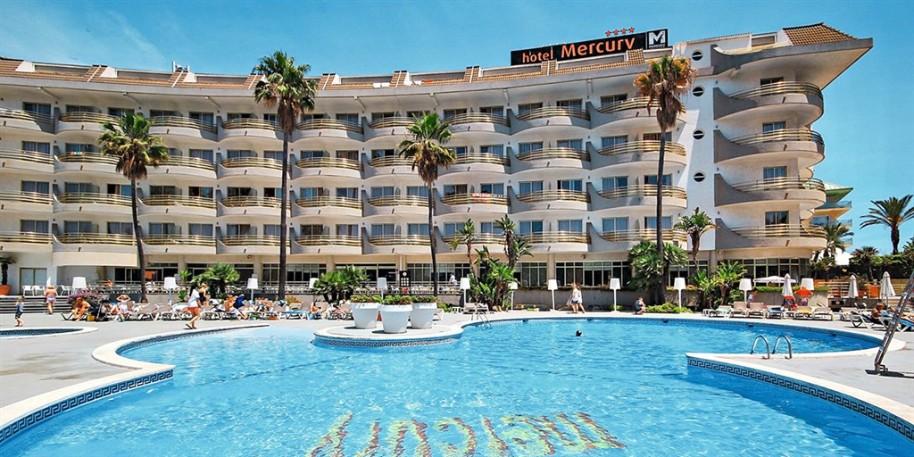 Hotel Mercury (fotografie 1)
