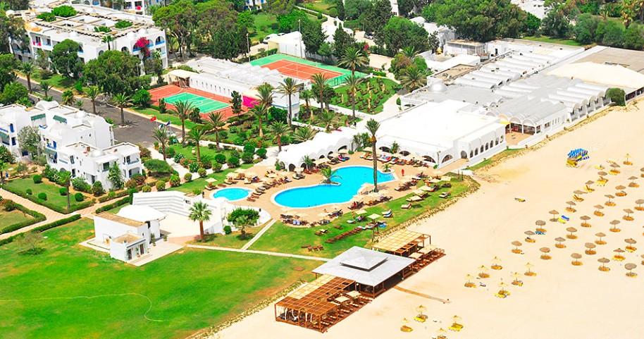 Hotel Club Salammbo Hammamet & Aquapark (fotografie 12)