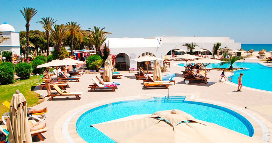 Hotel Club Salammbo Hammamet & Aquapark (fotografie 14)
