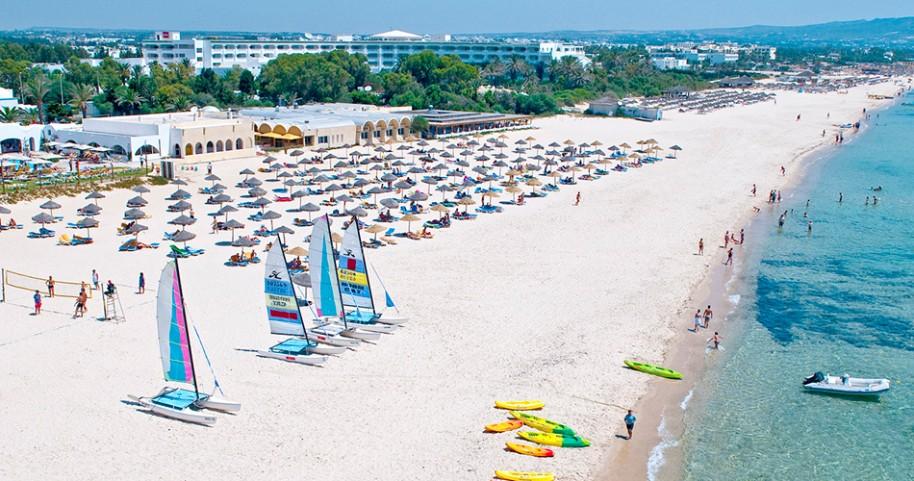 Hotel Club Salammbo Hammamet & Aquapark (fotografie 8)