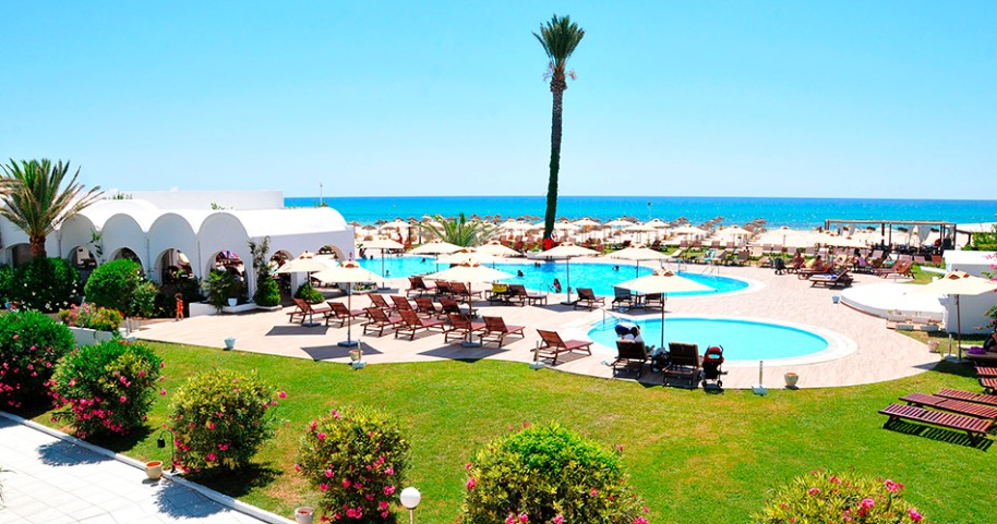 Hotel Club Salammbo Hammamet & Aquapark (fotografie 15)