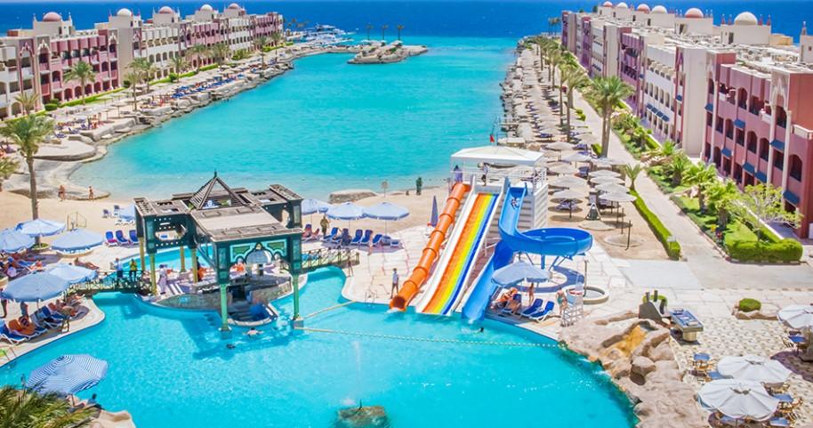 Hotel Sunny Days El Palacio Resort & Spa (fotografie 1)