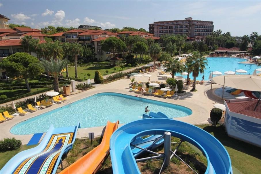 Hotelový komplex Justiniano Park Conti (fotografie 4)