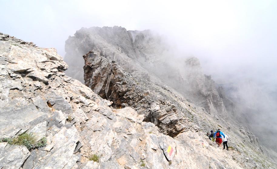 Výlet na vysoké hory na Olympské riviéře