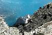 Výhled z vrcholu hory Ipsarion na Thassosu