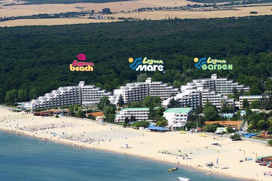 Hotel Funtazie Klub Laguna Mare (fotografie 1)