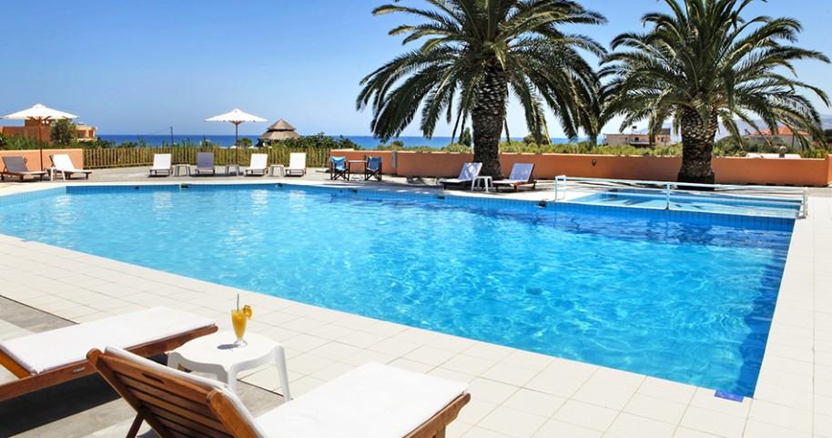 Hotel Fereniki Holiday Resort & Spa (fotografie 1)