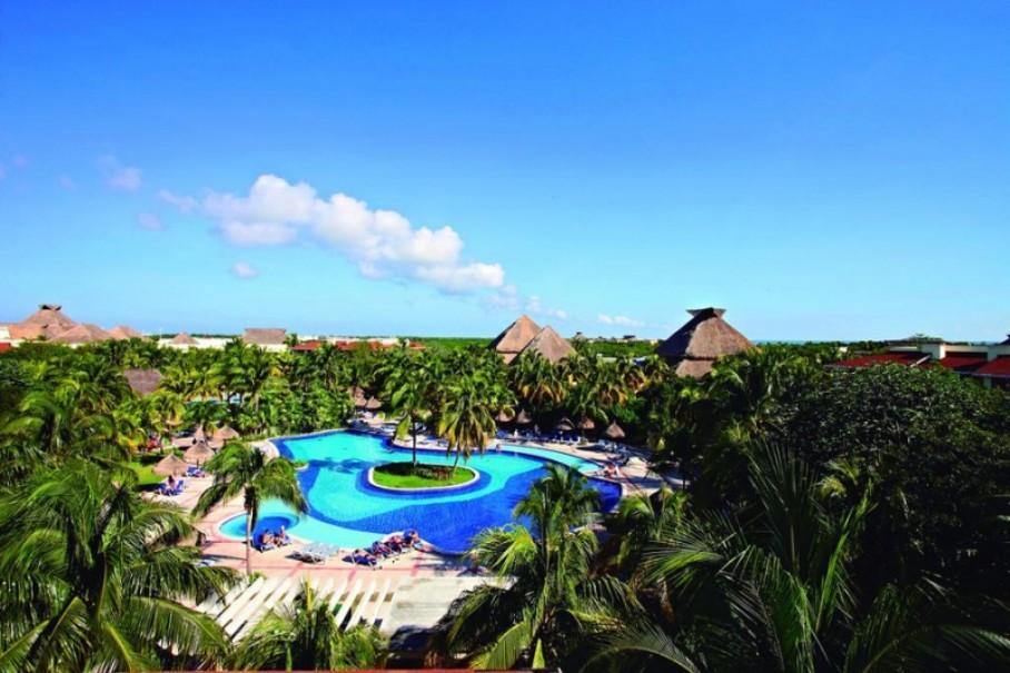 Hotel Grand Bahia Principe Coba (fotografie 1)