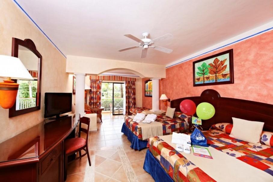 Hotel Grand Bahia Principe Coba (fotografie 10)