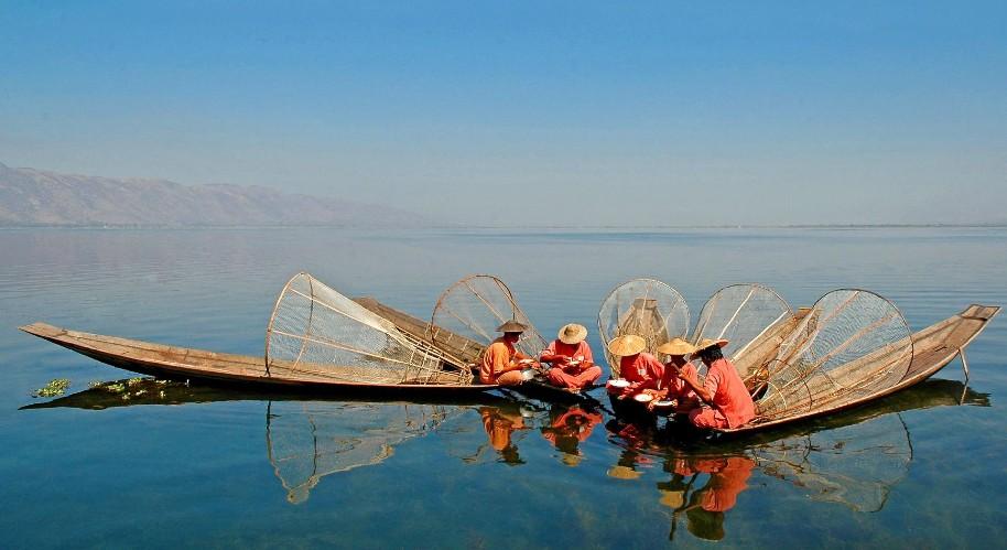 Okruh Myanmarem s odpočinkem v Thajsku (fotografie 5)