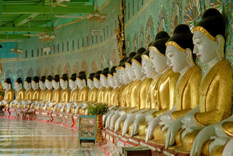 Okruh Myanmarem s odpočinkem v Thajsku (fotografie 23)