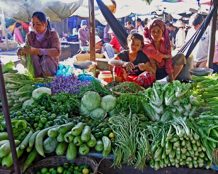 Okruh Myanmarem s odpočinkem v Thajsku (fotografie 20)