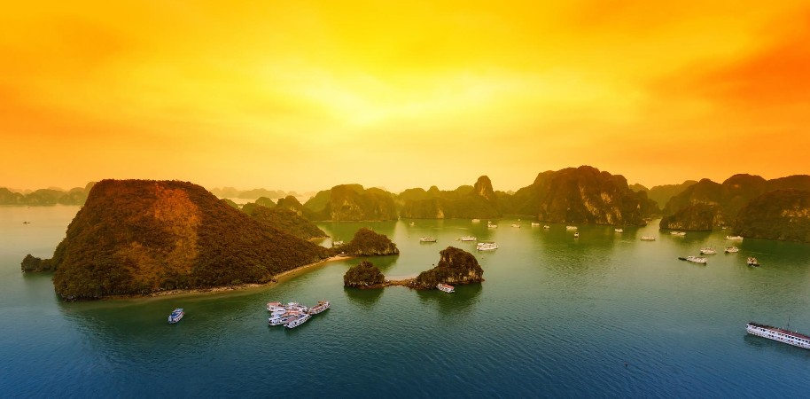 Vietnamem od severu k jihu (fotografie 8)