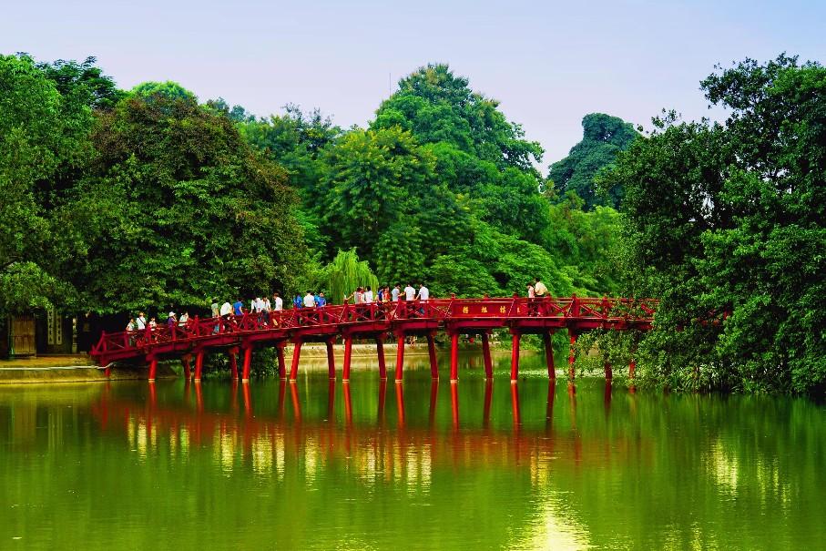 Vietnamem od severu k jihu (fotografie 11)