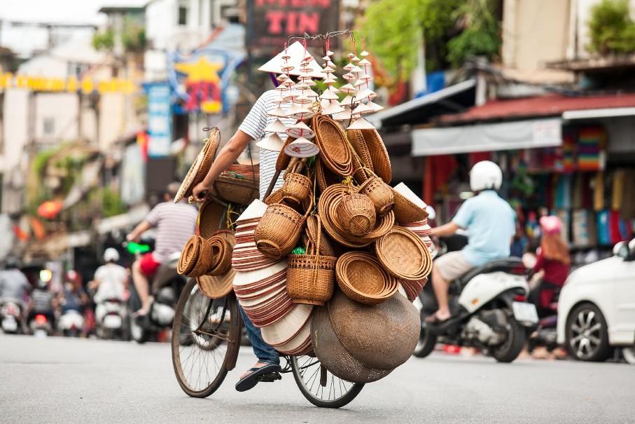 Vietnamem od severu k jihu (fotografie 2)