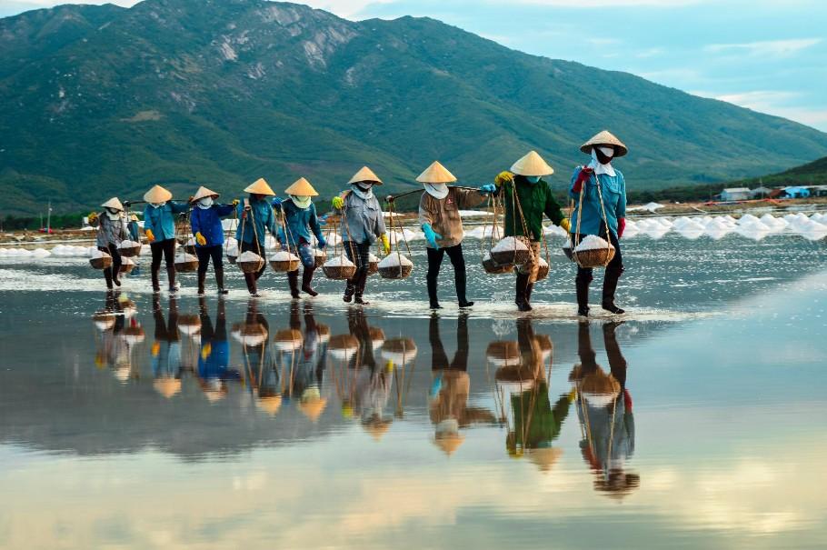 Vietnamem od severu k jihu (fotografie 18)