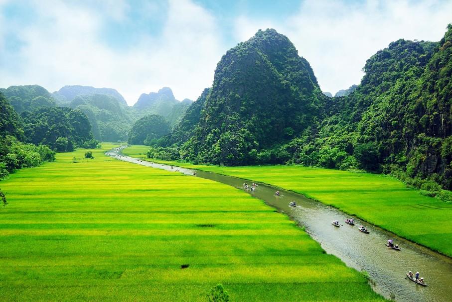 Vietnamem od severu k jihu (fotografie 1)