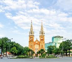Okruh Vietnamem a Kambodžou
