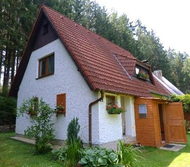 Chata Frymburk (hlavní fotografie)