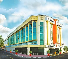 Al Khoory Executive Hotel Al Wasl