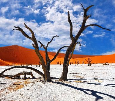 Namibie - Svůdná a nepoznaná (hlavní fotografie)