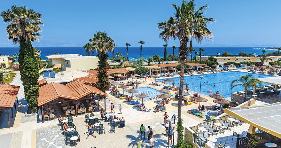 Hotel Eurovillage Achilleas (fotografie 1)