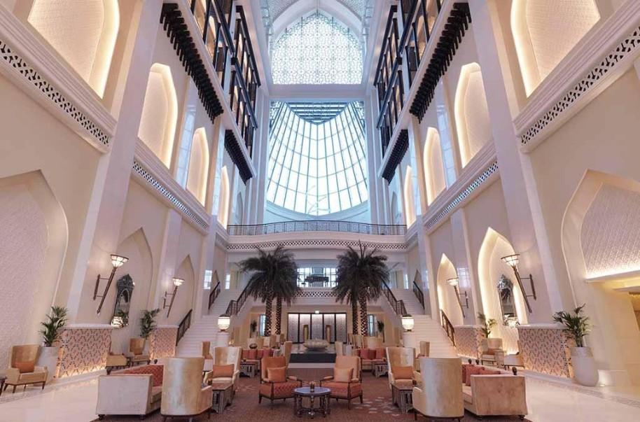 Bab Al Qasr Hotel (fotografie 4)