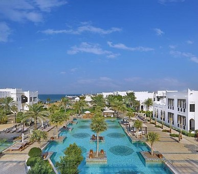 Hotelový komplex Sharq Village & Spa By Ritz-Carlton (hlavní fotografie)