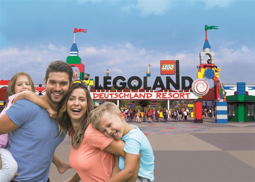 Výlet do Legolandu (fotografie 2)