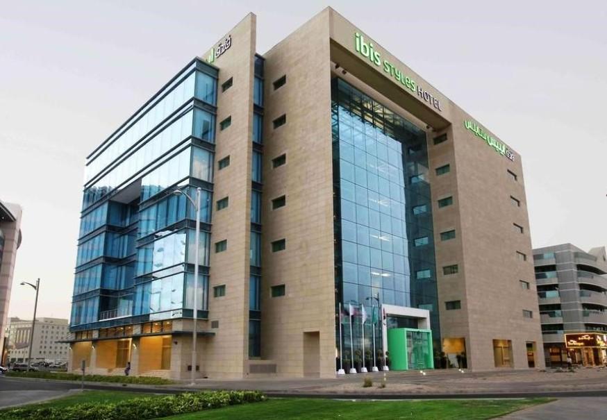 Ibis Styles Hotel Jumeirah Dubai (fotografie 1)