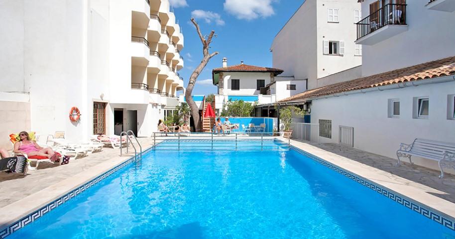 Hotel Moreyo (fotografie 1)