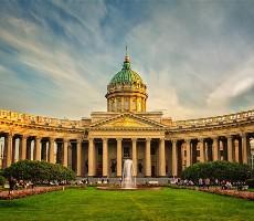 Petrohrad a Ladožské jezero