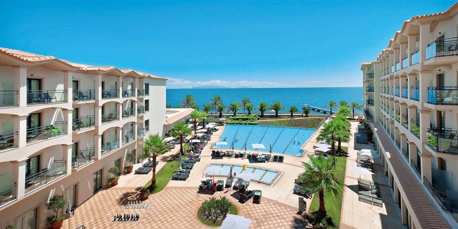 Hotel Vila Gale Santa Cruz (fotografie 1)