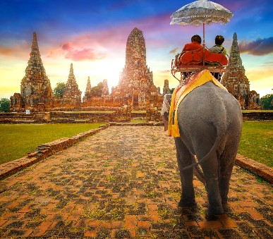Národní parky Thajska s pobytem u moře