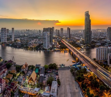 Velký okruh Jižním Thajskem