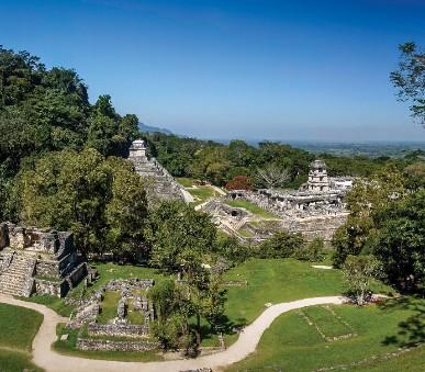 Mexiko - to nejlepší z Yucatánu
