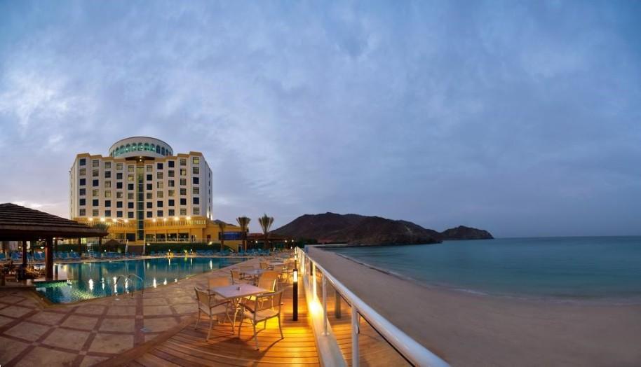 Oceanic Khorfakkan Resort & Spa (fotografie 4)