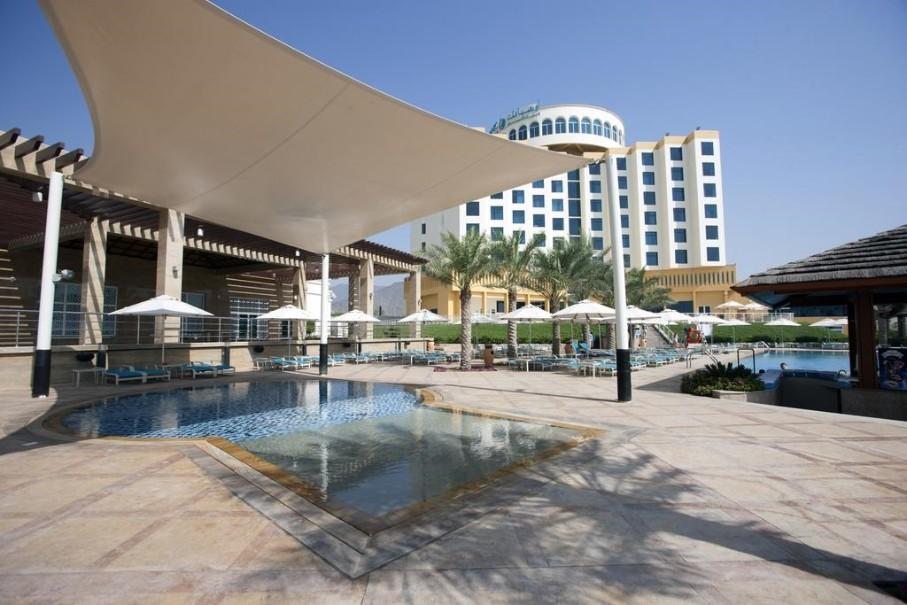 Oceanic Khorfakkan Resort & Spa (fotografie 3)