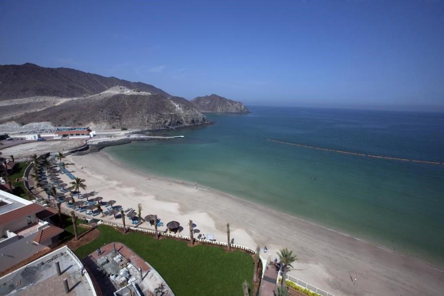 Oceanic Khorfakkan Resort & Spa (fotografie 6)